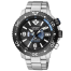 Citizen Men's Chronograph Stainless Steel Watch