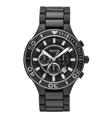 Citizen Men's Eco-Drive Aqualand Stainless Steel Black Rubber Dive Watch